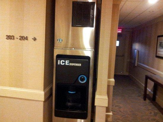 Chestnut Hill Hotel: Ice machine