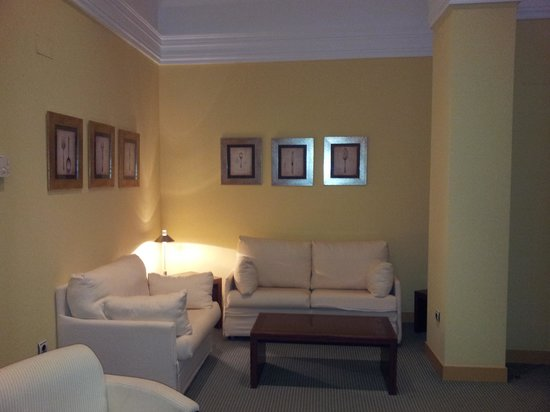 Hotel Los Jandalos Jerez: habitación