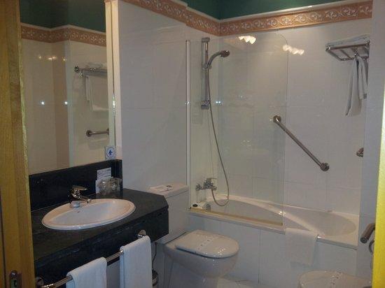Hotel Los Jandalos Jerez: baño