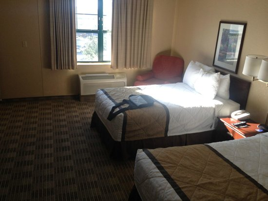 Extended Stay America - Houston - Galleria - Westheimer : Room 1