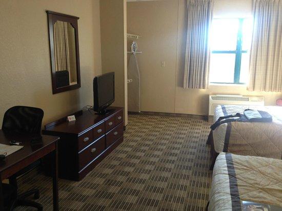 Extended Stay America - Houston - Galleria - Westheimer : Room 2
