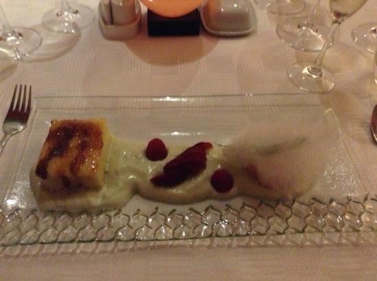 Serendipity Restaurant: Brulee- excellent!