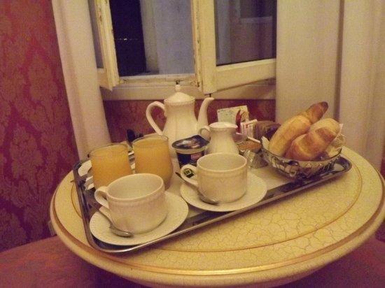 Locanda Ca' Le Vele: Breakfast
