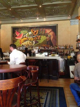 Scala's Bistro: bar
