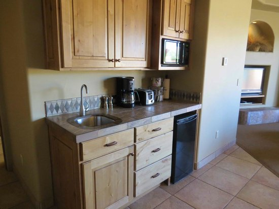 The Inn at Entrada: Kitchen Units