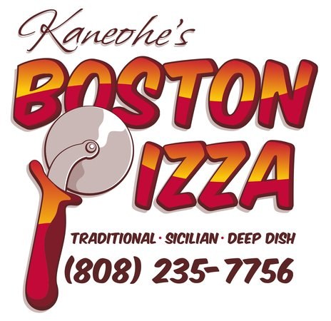 Kaneohe's Boston Pizza