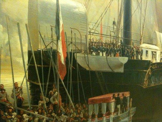 Musee de la Marine: Musée de la Marine, Paris.