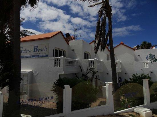 Galera Beach Resort: From the beach