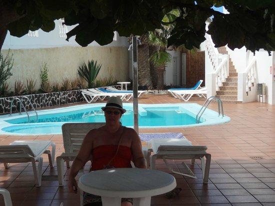 Galera Beach Resort: Pool area