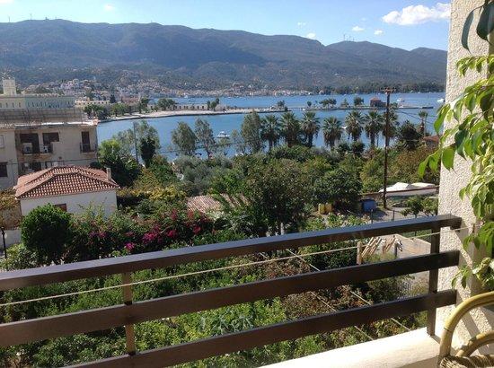 Saga Hotel Studios & Apartments : Harbor view