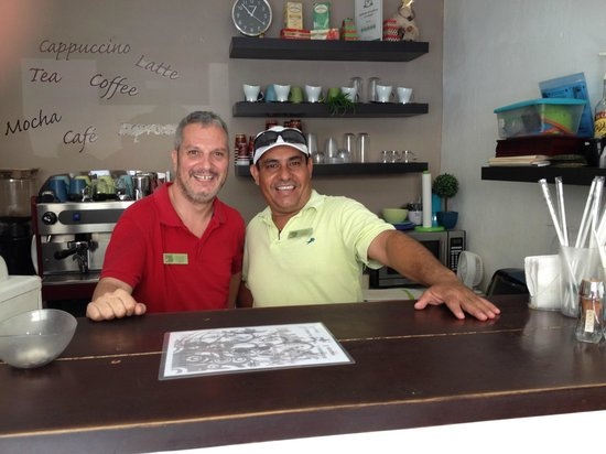 Coffee Stop : Paul & Felix