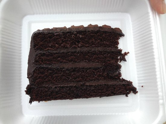 Coffee Stop: Chocolate Layer Cake