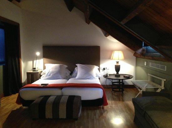 Hotel Primero Primera : Наш номер