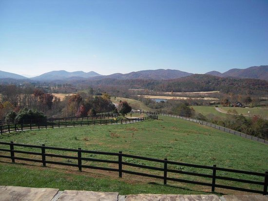 Brasstown Valley Resort & Spa: View from the Overlook