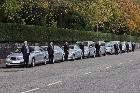Butler's Chauffeur Drive: Turkish presidential state visit Edinburgh 2013