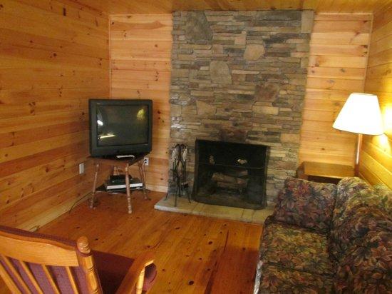 Nantahala Village : Living Room