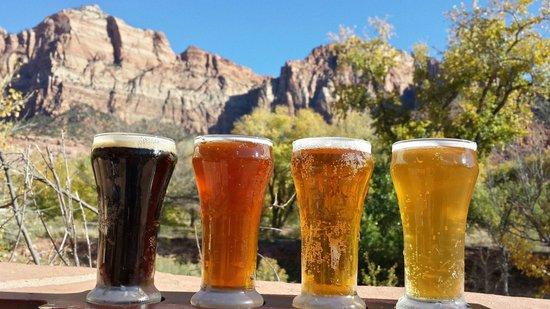Zion Canyon Brew Pub : Need I say more?