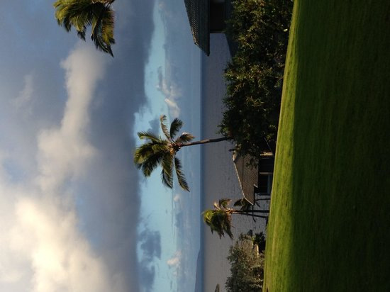 The Kapalua Villas, Maui: View from the Villa
