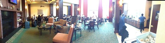 Homewood Suites Houston near the Galleria: Breakfast