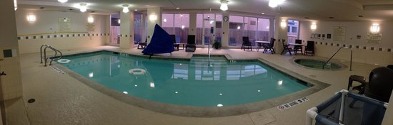 Homewood Suites Houston near the Galleria: Pool