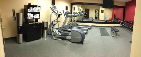 Homewood Suites Houston near the Galleria: Gym