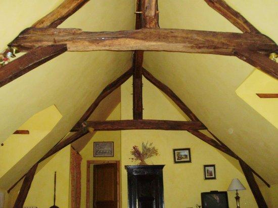 chambre jaune... spaziosissima - Picture of Manoir de la Maison ...