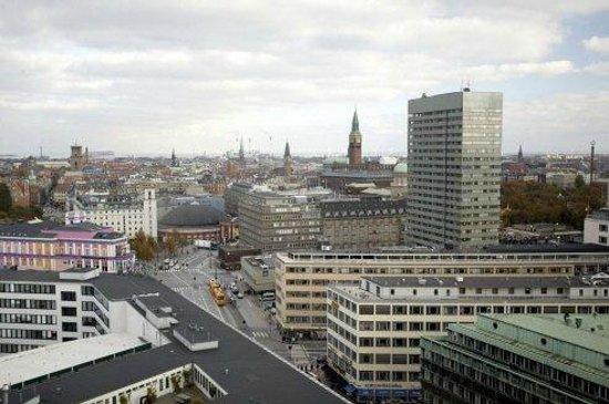 Scandic Copenhagen : City view