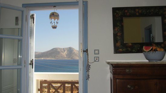 Thalasso: finestra balcone