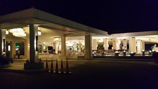 Holiday Inn Resort Goa : Reception Area