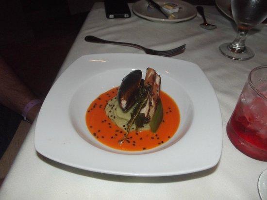 Royal Solaris Cancun: Marco Polo Restaurant