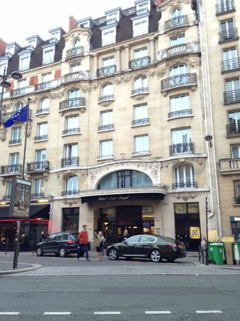 Hotel Pont Royal : The Hotel