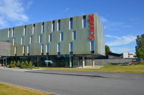 Scandic Oslo Airport: Esterno