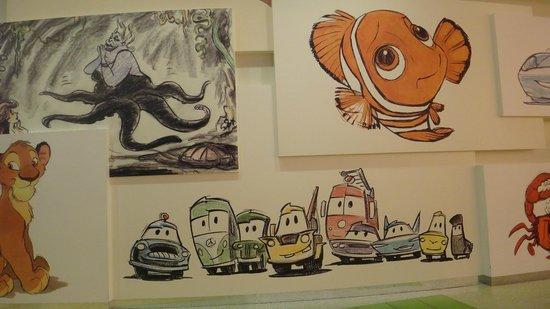 Disney's Art of Animation Resort: Lobby