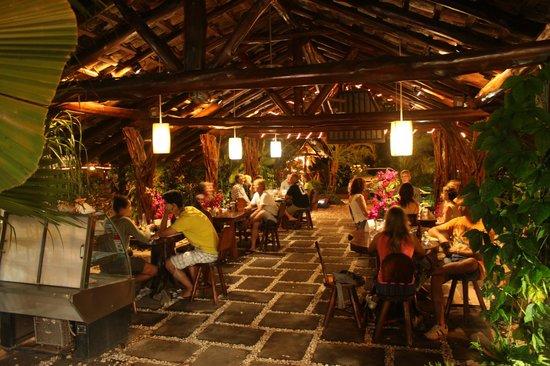 El Huerto De Playa Grande: Restaurante