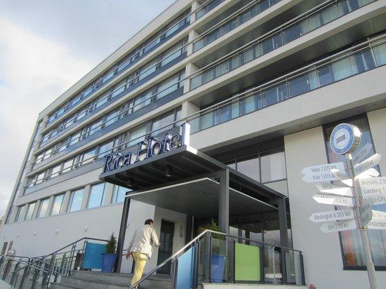 Scandic Alta: Entrata dell'Hotel