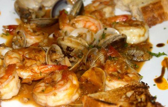 El Huerto De Playa Grande : Mariscos seafod