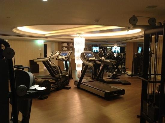 Four Seasons Hotel Lion Palace St. Petersburg: Fitness centre