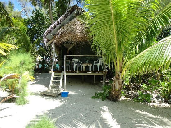 Matriki Beach Huts : The Beach Hut