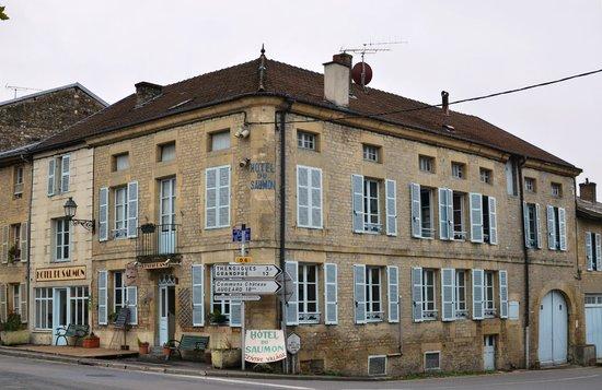 Hotel Du Saumon