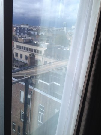Thon Hotel Bristol Stephanie : Chambre vue