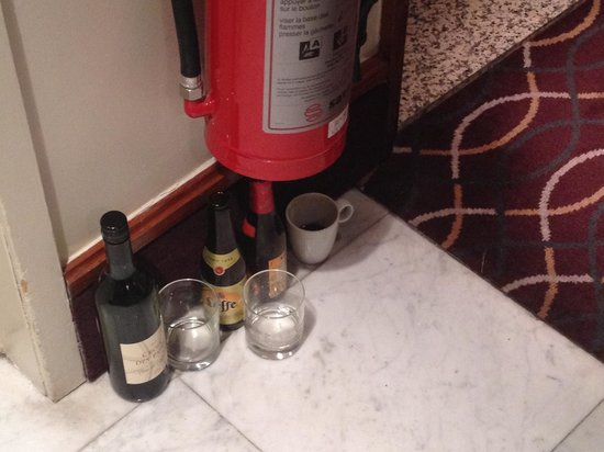 Thon Hotel Bristol Stephanie : Couloir