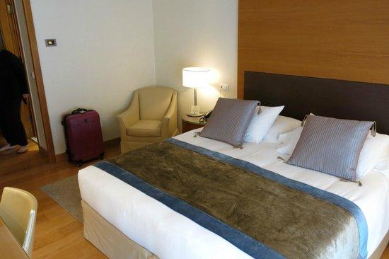 Rodos Park Suites & Spa : deluxe room