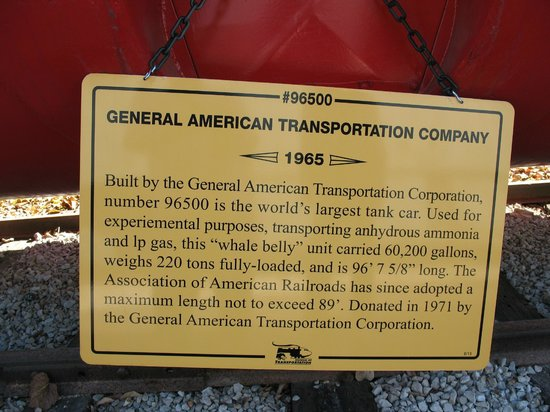Museum of Transportation: Read