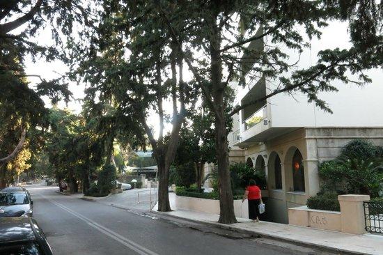 Rodos Park Suites & Spa : hotel exterior