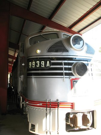 Museum of Transportation: 50's