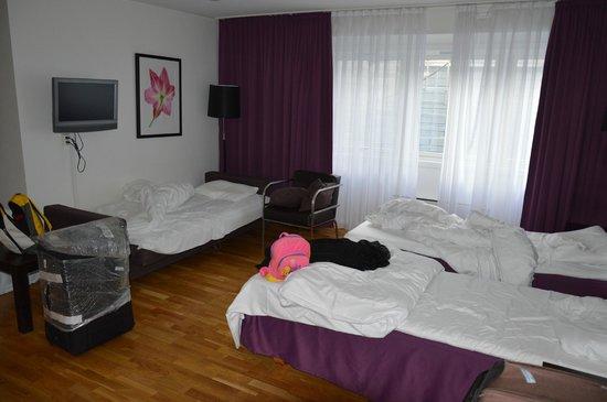 Thon Hotel Polar : Camera