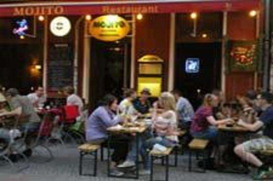 MOJITO  Restaurant - Bar