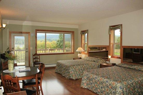 Kiwi Cove Lodge: Room #26