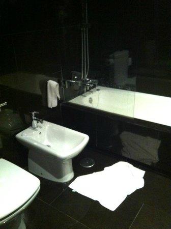 Hotel Rey Alfonso X : Banheiro do quarto