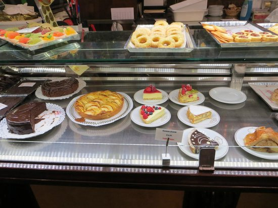 Caffe Rivoire: Some of the selection